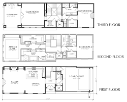 town house floor plans 3 story dallas townhouse floor plan for sale