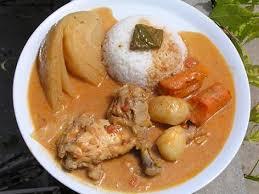 cuisine mauritanienne poulet mafé à la sauce d arachide afrik cuisine com toute la