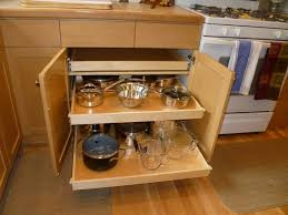 Kitchen Cabinets Storage Solutions Kitchen Kitchen Cabinet Storage With Regard To Pleasant
