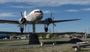 Airplane Weathervane Yukon Territory Its The Journey That Matters