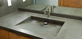 Terrific Glass Vanity Top With Integrated Sink 50 On Small Home