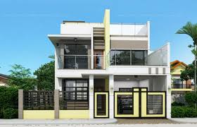 2 storey house plans 50 images of 15 two storey modern houses with floor plans and