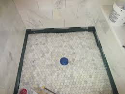 Marble Mosaic Tile Marble Mosaic Tile For Shower Floor Tiles Flooring