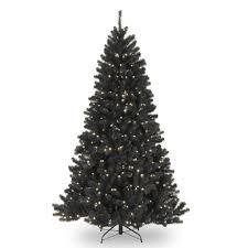 unusual idea black artificial christmas tree fine design best 25