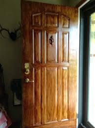 garage door paint metal garage door to look like wood how grain