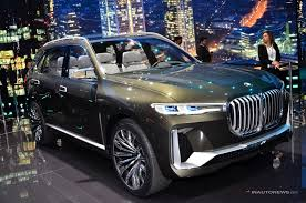 2018 bmw x7 iaa frankfurt 2017 01 images video this is the bmw