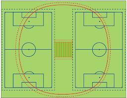 line court marking