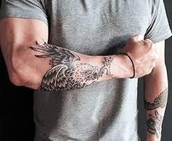 simple vulture tattoo bird tattoo meanings custom tattoo design