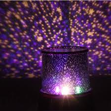 new magic led star sky night light bedroom projector display