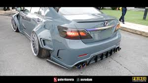 modified toyota camry widebody fenders toyota camry race day 2017