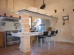 amerikanische kche insel ferienhaus villa can eula in alcudia auf sommerferienhaus