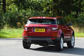 Range Rover Evoque Pictures Range Rover Evoque Rear