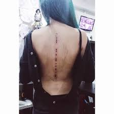 small spine tattoos tattoo collections