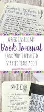 25 unique book journal ideas on pinterest bullet journal