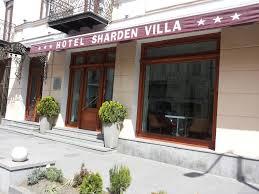 sharden villa hotel tbilisi city georgia booking com