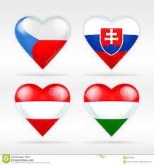 Austro Hungarian Flag Austria Hungary Flag Stock Vector Illustration Of Celebration