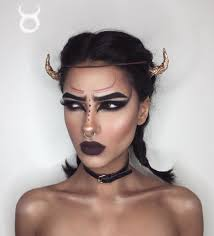 Halloween Makeup Pics by Halloween Makeup You Have To Try Based On Your Zodiac Sign