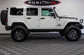 custom jeep white 2018 jeep wrangler rubicon recon unlimited white