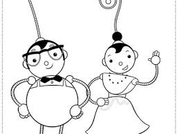 27 rolie polie olie coloring pages war robot coloring pages