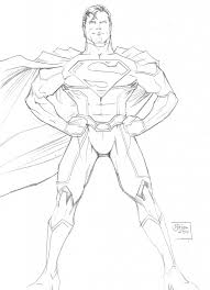superman pencil sketches pencil drawings wallpapers drawing