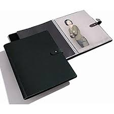 professional leather photo albums pampa professional leather 11x17 ring album by prat