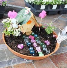 amusing fairy garden container ideasfairy garden container ideas