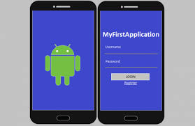 tutorial android user user login and registration application in andriod free source
