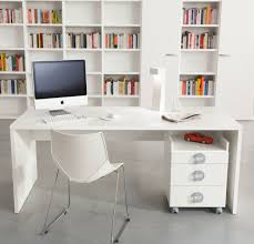 Modern Home Desk by Define Home Desk White Furniture Shelves Chairs Of L Shape