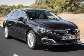peugeot 508 interior peugeot 508 sw allure 2 0 bluehdi 150 first drive