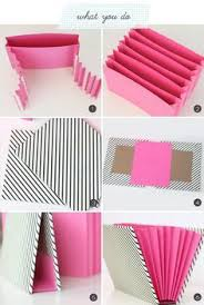 how to make handmade things for decoration step by step