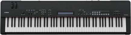 piano key notes yamaha cp40 stage 88 note stage piano sweetwater