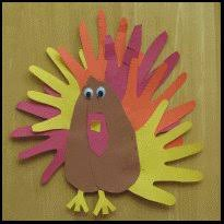thanksgiving projects for preschoolers
