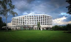 hotel architektur seepark hotel klagenfurt trecolore architects of integrated