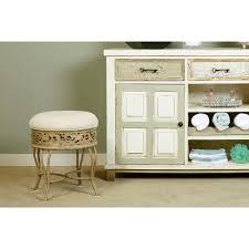 safavieh georgia vanity stool hillsdale furniture villa iii vanity stool antique beige