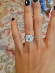 gabriel and co engagement rings show me your erings pic heavy waiting bee gabriel co