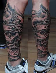 biomechanical tattoo face biomechanical tattoos and designs page 230