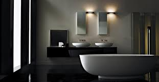 modern industrial bathroom lighting what should be done while