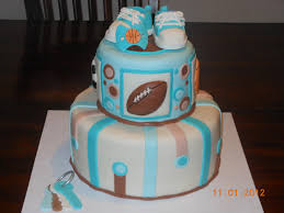 football themed baby shower baby shower food ideas baby shower cake ideas for a boy sports