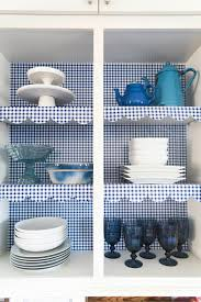 best kitchen shelf liner give your kitchen a colorful makeover on the cheap hgtv