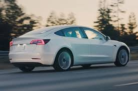 new tesla model 3 review auto express