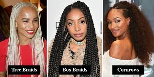 types of crochet hair braids and twists 2018 14 hairstyles from crochet and box braids
