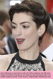 hepburn earrings stylish haircuts with earrings jadeitejade