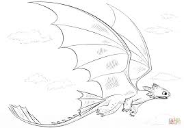 toothless coloring pages toothless coloring page free printable