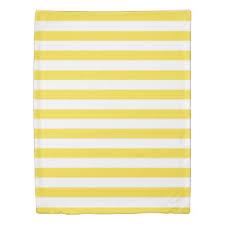 Yellow And White Duvet Duvet U0026 Comforter Covers Zazzle