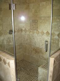 roman shower stalls for your master bathroom small open shower