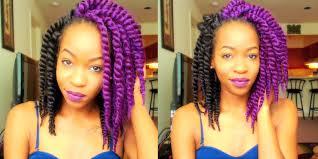 havana hair atlanta purple havana mambo twist 12inch youtube