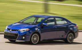 toyota 2016 models usa 2016 toyota corolla manual test u2013 review u2013 car and driver
