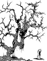 why so sad mr tree u0027 by hoo r you on deviantart
