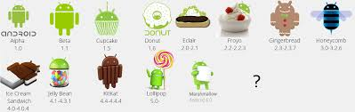 list of android versions what would you name android n sundar might ask us android coliseum