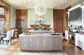 Furniture In The Kitchen Marvels At The Mansion The Kitchen At Alnwick Hall Designnj